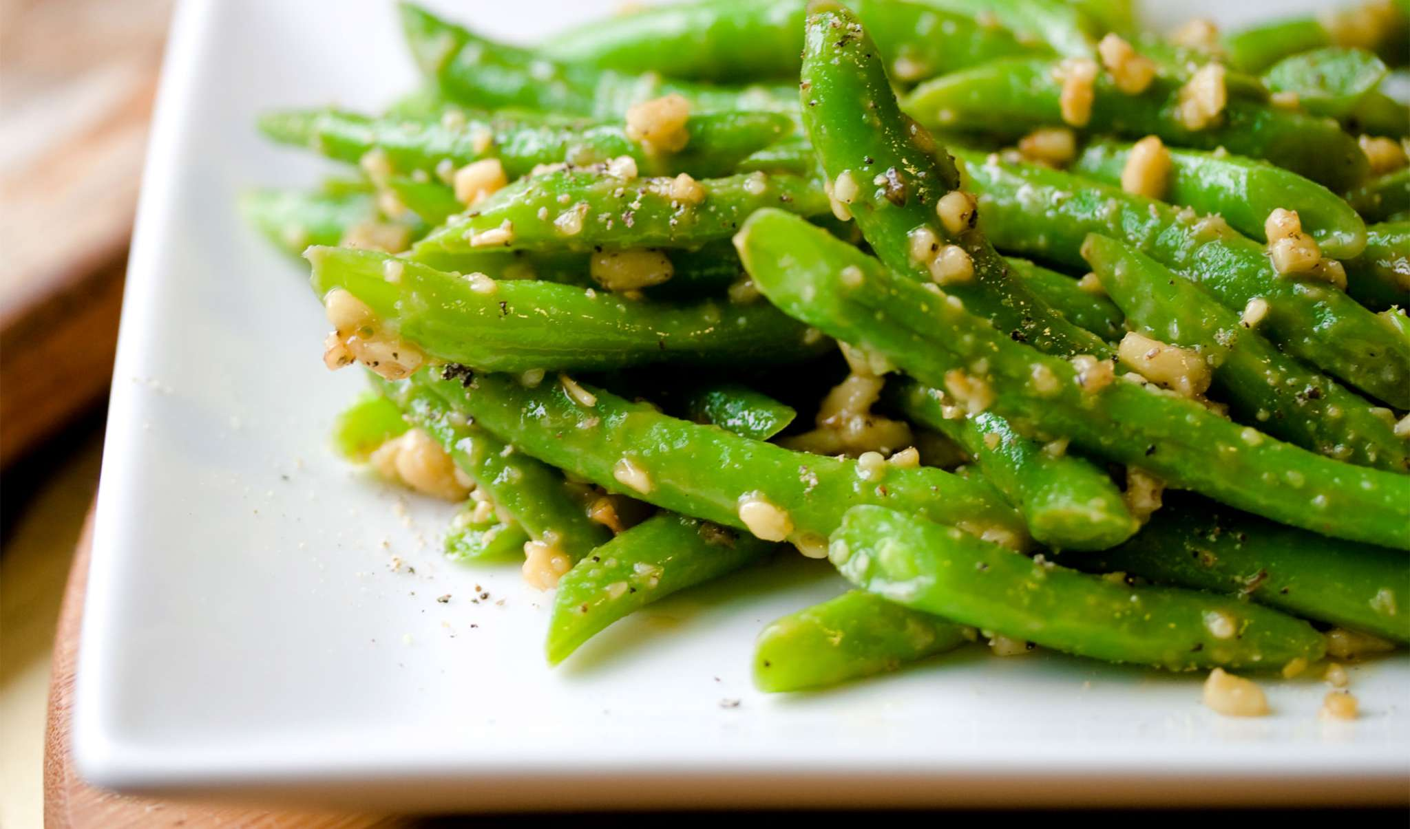 Thai Basil Green Beans